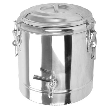 Stainless Steel Heat Preservation Barrel