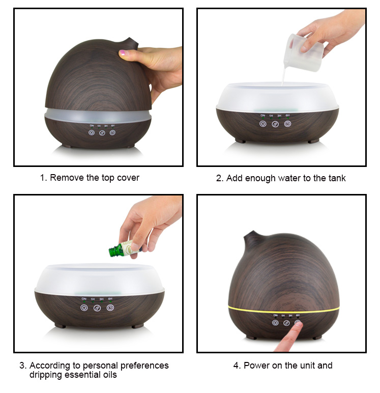 amazon lemon humidifier