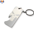 Metal Custom Shape Beer Keychain Bottle Opener