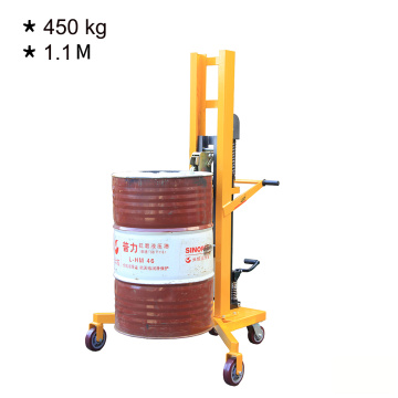 Hydraulic Oil Drum Stacker