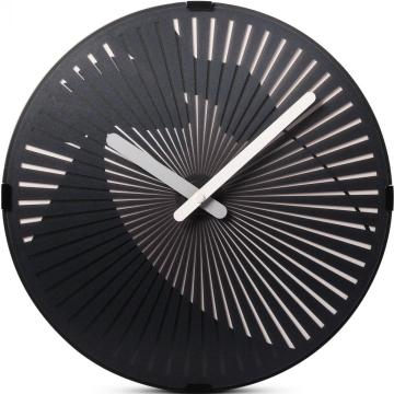 Moving Wall Clock- Drumming 1