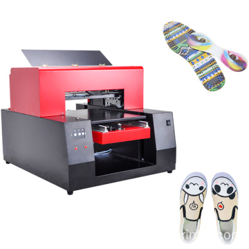 2018 A3 T-Shirt Printer Shoes Ilogo Ukushicilela