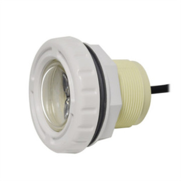 Simple Yellow Morden Vinyl Pool Light