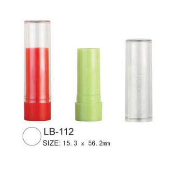 Empty Cosmetic Lip Balm Tube
