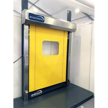 Factory Self Recovery High Speed Overhead Door