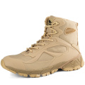 Mens Military Tactical Boots Suede Leather