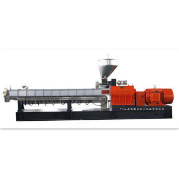Twin screw water strand pelletizing line