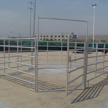 Metal Livestock Galvanized Horse Fence Panel