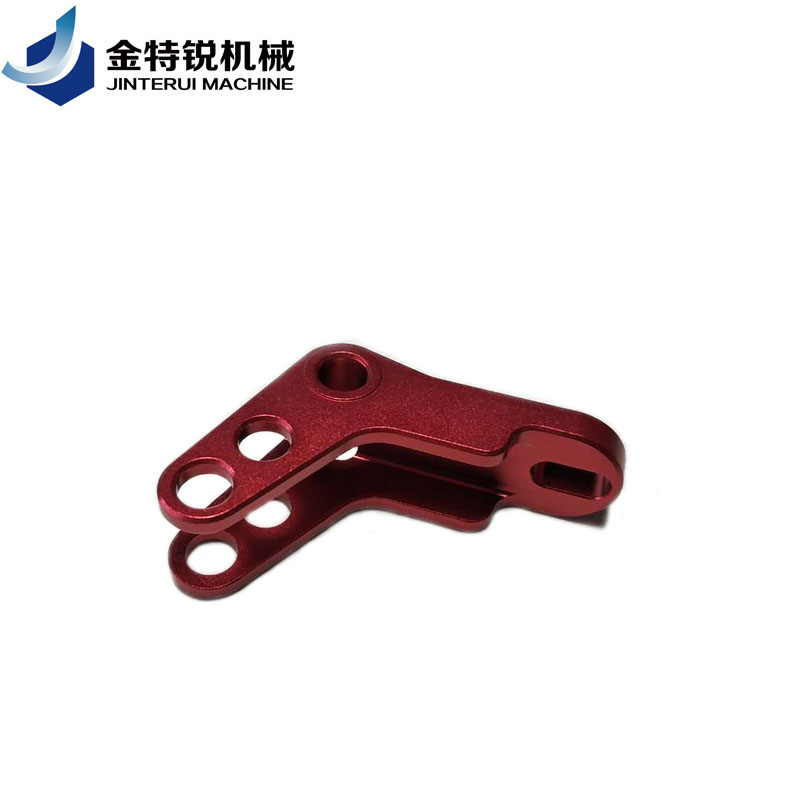 Customized high quality titanium metal CNC milling