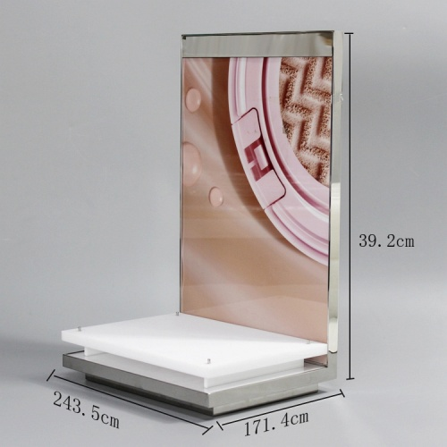 APEX High End Acrylic Beauty Foundation Display Stand