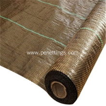 PP Slit Film Woven Weed Control Fabric