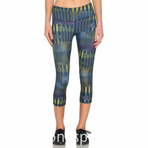 OEM Mesh Panel Wholesale Yoga Pants