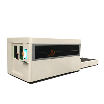 4000w Excellent Rigidity Steel sheet metal fiber laser cutting machine for Stainless Aluminum