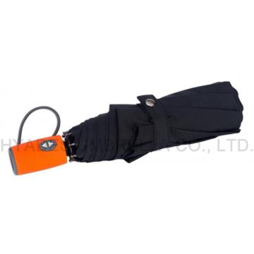 Double Canopy Auto Open and Close Folding Umbrella
