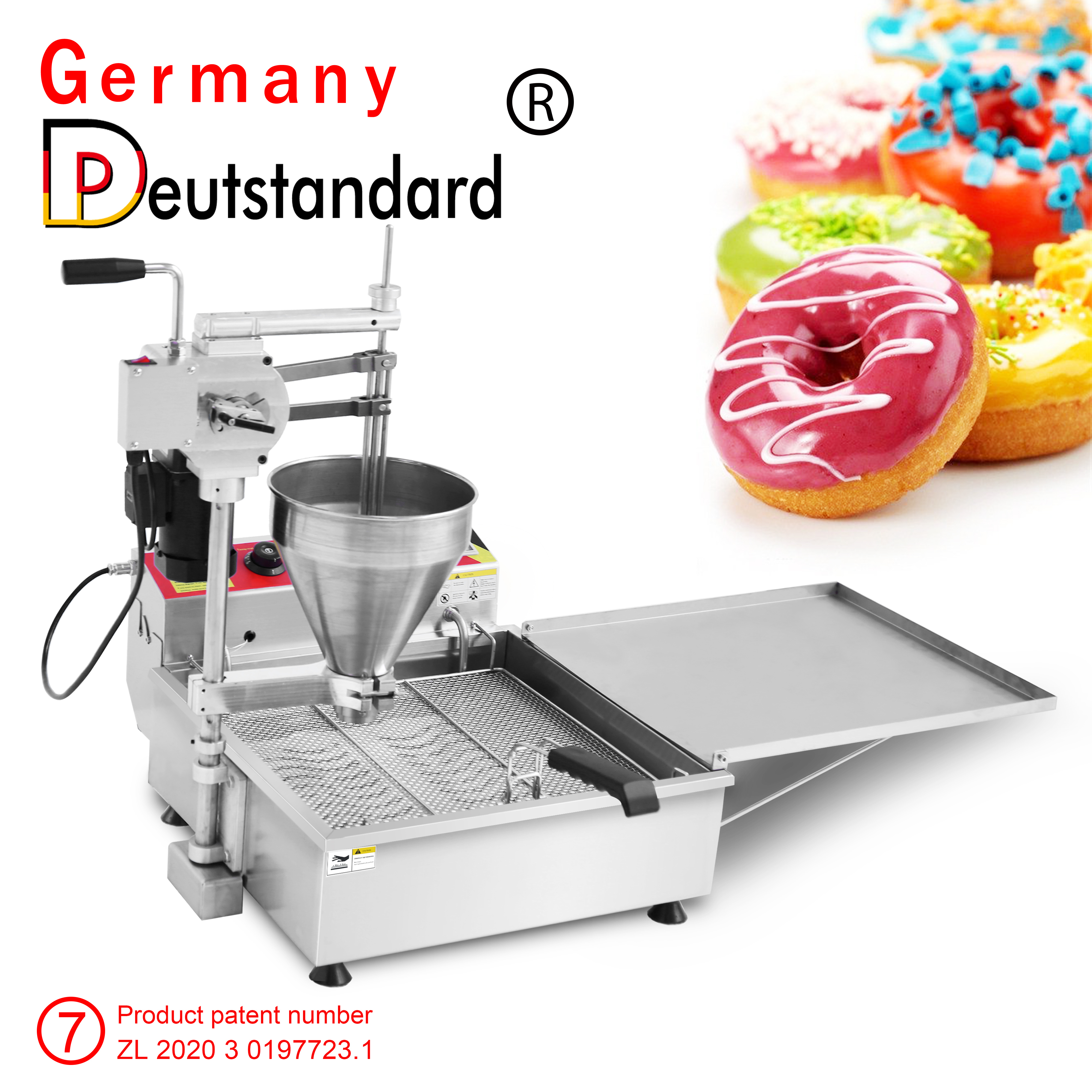donut maker mini