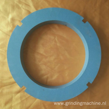 Rotary dressing of Diamond and CBN grinding wheels