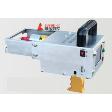Hand-held Electric Marking Machine for Pipe Fittings