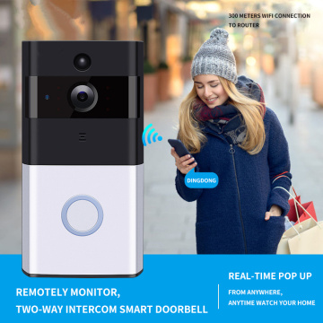 WIFI smart video doorbell for villa