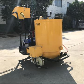 Durable asphalt crack sealing machine