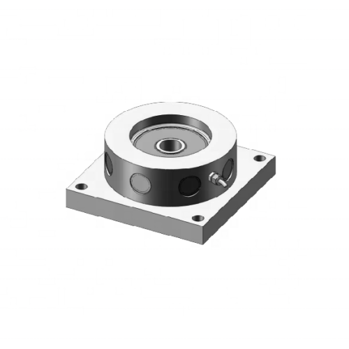 Alloy steel pancake load cell with weighing scale