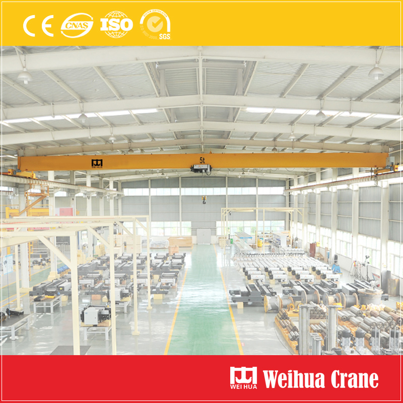 Single Girder Overhead Crane 5t