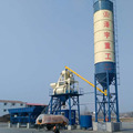 25m3/h Small stabilized Concrete Batching Plant Australia