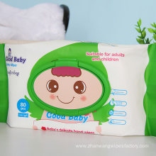 Water Natural Care OEM Baby Wipes On Sale