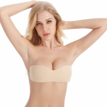 Strapless Backless Bra Cup A B C D