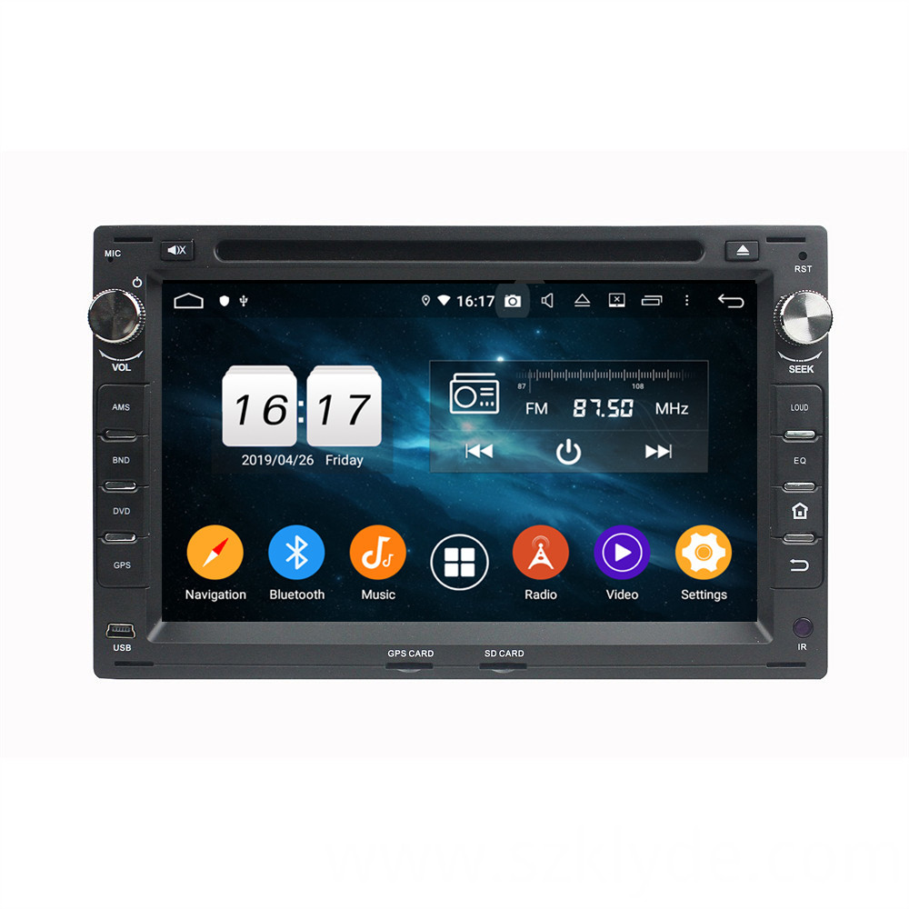 Android 9.0 Autoradio for Passat