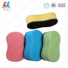 Filter sponge car cleaning use