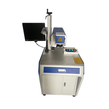 Red Dot Pointer Fiber Laser Marking Machine