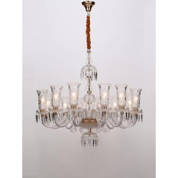 Modern Living room/ Restaurant Lighting Crystal Chandelier