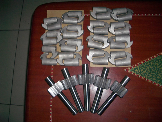 Centrifuge Seperater Parts