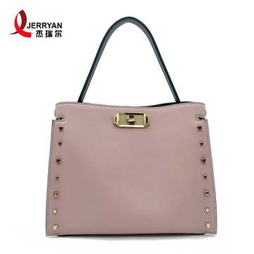 Genuine Leather Crossbody Bags Work Tote Bag