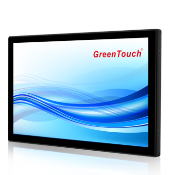 Vandalproof Waterproof Touch Screen Display Monitor 18.5""