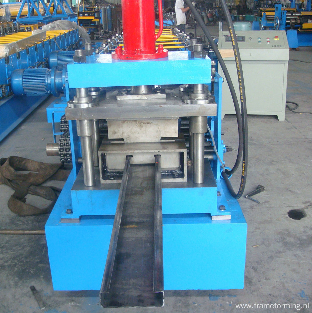 Truss Profile c purlin Roll Forming Machine