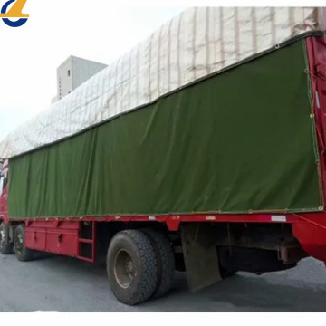 Cotton Cavnas Tarps For Harbor Transportation ​