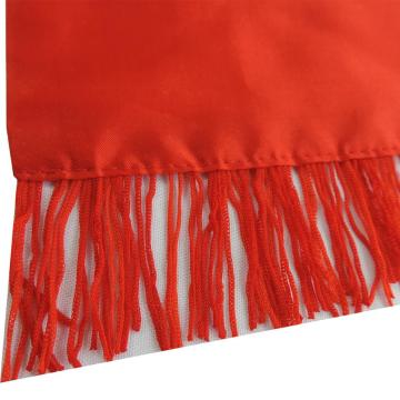 custom design football fans scarf wholesale scarves