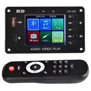 Bluetooth 5.0 MP3 o Decoder Music Player USB TF FM Radio DH Digital Decoding Module DIY Sound Home Speaker Amplifier