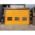 I-Industrial Fold up High Speed ​​Stacking Door