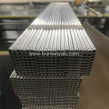 1050 3003 Extrusion Aluminum Flat mirco channel tube