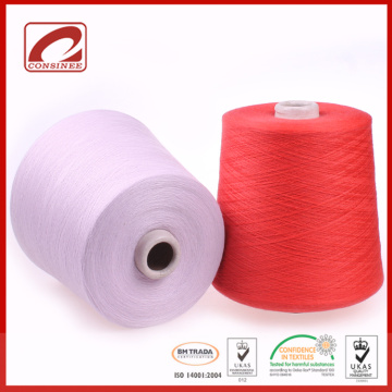 high count 100%Cashmere worsted yarn on sale