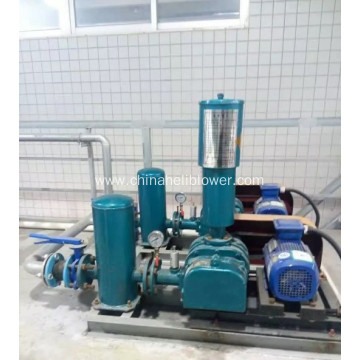Roots Blower For Meltblown Nonwoven Fabric Production