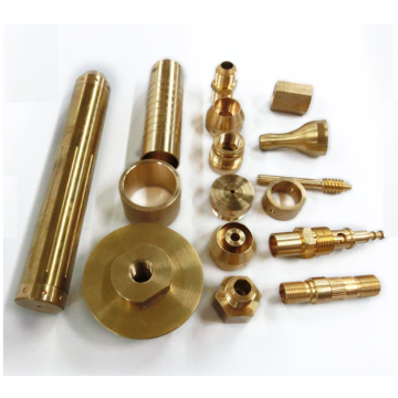Machining Customized CNC Turned Parts Turning Brass Parts