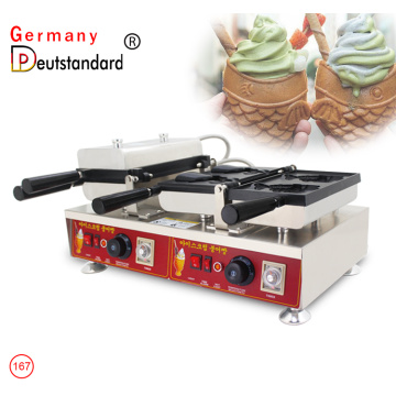 Bakery equipment ice cream taiyaki machine