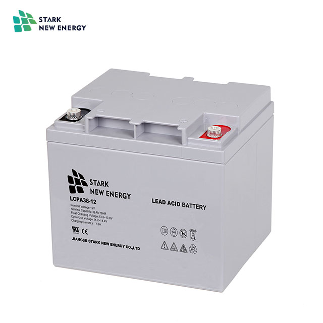 12V50AH Gel Battery For Solar System