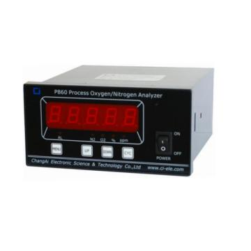 Industrial  High Purity Wide Range Oxygen Analyzer