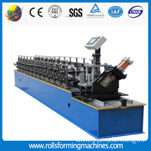 Steel Double Furring Channel Machine
