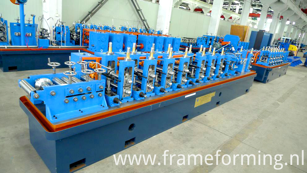 tube pipe machine