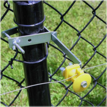 chain link fence height extension
